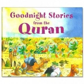 MLB12 Goodnight Stories from the Qur'an-Language: English