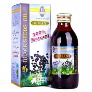 MLP 059 HEMANI BLACK SEED OIL 125ML