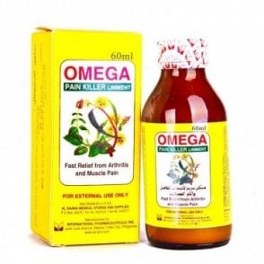 MLP 065 OMEGA PAIN KILLER LINIMENT 60ML