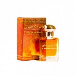 ML 0103 Haramain Amber