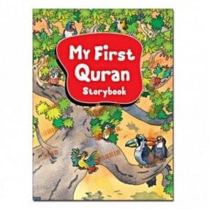 My First Quran Storybook[MLB 815]