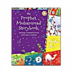 The Prophet Muhammad Storybook - 2(Hard cover)[MLB 823]