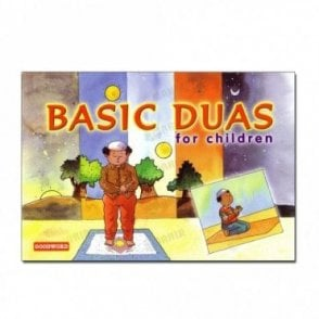 Basic Duas for Children[MLB 853]
