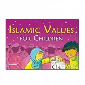 Islamic Values for Children[MLB 862]