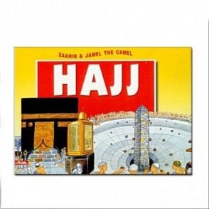 Zaahir & Jamel the Camel at the Hajj (Paperback)[MLB 8139]