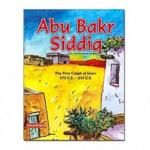 Abu Bakr Siddiq (Paperback)[MLB 8147]