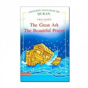 The Great Ark, The Beautiful Prayer (Two Tales)[MLB 8115]