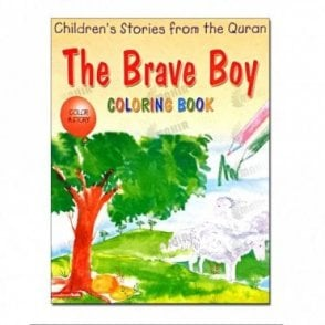 The Brave Boy (Colouring Book)[MLB 8131]