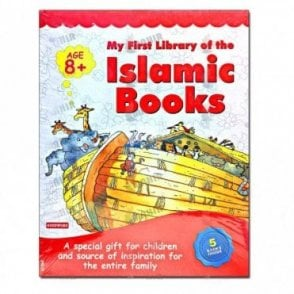My First Library of Islamic Books  Collection of 5 Books in Single Package[MLB 8111]