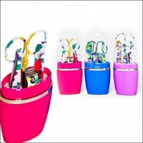 K-180 Girls 5 piece Mini Manicure Set