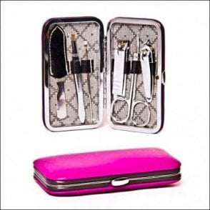 K-175  6 piece Manicure Set
