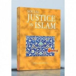 Social Justice in Islam [MLB 81131]