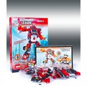 K23 MOSES From Warriors League Series Building Block Toys