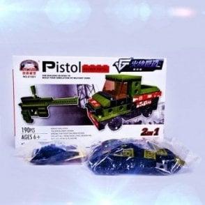 K29 Mauser Pistol Building Block Toys