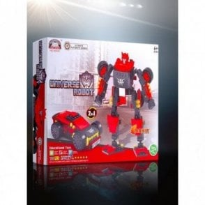 K24 Ultimate Autobot Series Building Block Toys