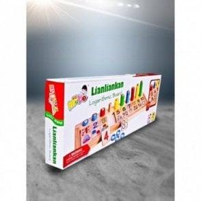 K41 Lianliankan Logarithmic Board