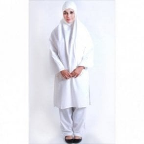 100% Pure Cotton Ladies Ehram Set