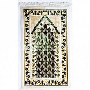 Prayer Mat / Rug / Musalah / Janamaz [ML 23R]