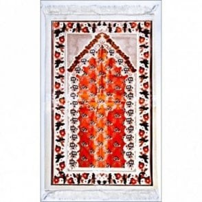 Prayer Mat / Rug / Musalah / Janamaz [ML 22R]