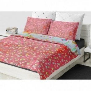 ML 6214 Reversible Single Duvet Set