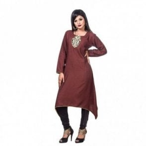 ML 12502 Ladies Kurta Top