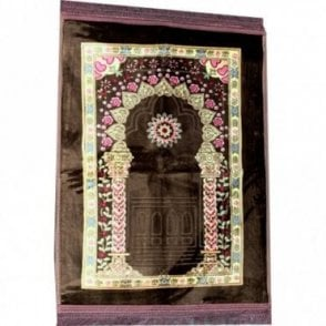 Islamic:: Prayer Mat / Rug / Musallah / Janamaz [ML 68R]