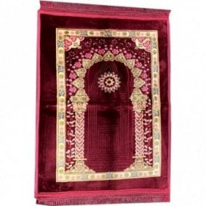 Islamic:: Prayer Mat / Rug / Musallah / Janamaz [ML 69R]