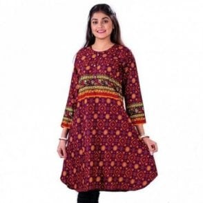 ML 12784 Ladies Kurta Top