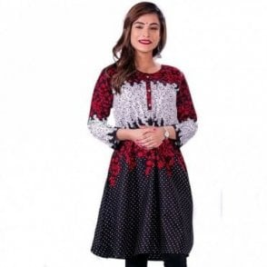 ML 12785 Ladies Kurta Top