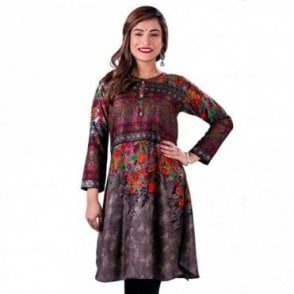ML 12788 Ladies Kurta Top