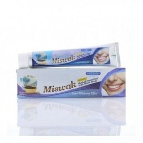 MLP 076  Hemani Miswak Herbal Dental Gel