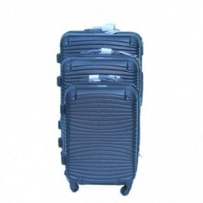 "ML T44 Hard-shell Spinner wheels 3 PCs Durable Luggage Sets (20,24 & 28"")"