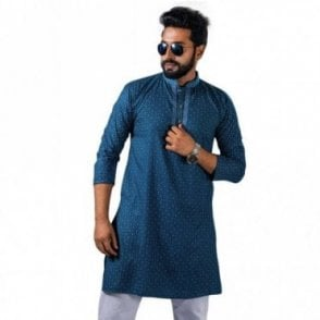 ML 538 Panjabi Pajama Set