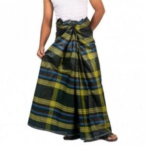 ML 555 Men's Cotton Stitched Lungi