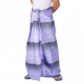 ML 561 Men's Cotton Stitched Lungi
