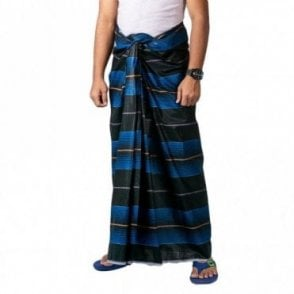 ML 563 Men's Cotton Stitched Lungi