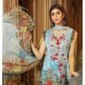 Unstitched Fabric Suits: ML 12929