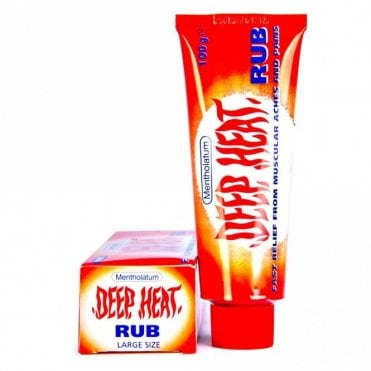 MLP 075 DEEP HEAT RUB
