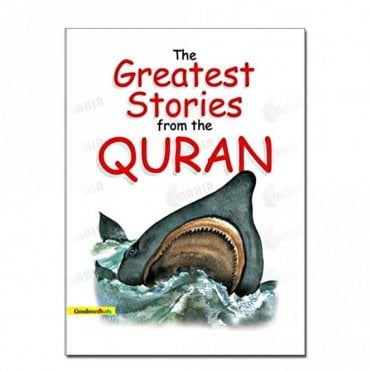 The Greatest Stories from the Quran (Hard Cover)[MLB 826]