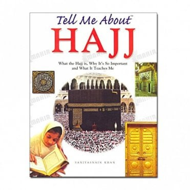 Tell Me About Hajj (Hard Cover)[MLB 87]