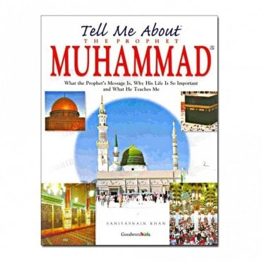Tell Me About the Prophet Muhammad (Hard Cover)[MLB 830]