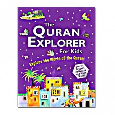 The Quran Explorer For Kids[MLB 817]