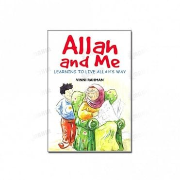 Allah and Me(Paperback)[MLB 8165]