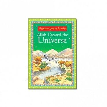 Allah Created the Universe[MLB 8170]
