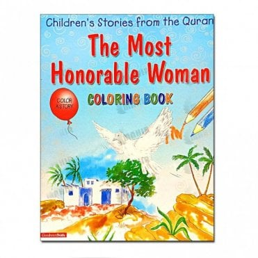 The Most Honourable Woman (Colouring Book)[MLB 8122]
