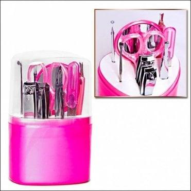 K-170 Girls 9 piece Manicure Set