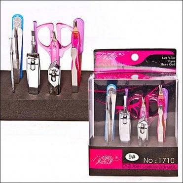 K-167 Girls 12 piece Manicure Set
