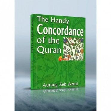 Handy Concordance of the Quran [MLB 81147]