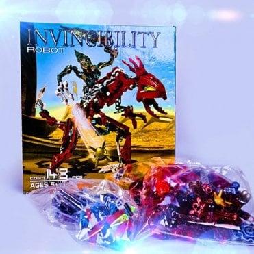 K28 Invingibility Robot Building Block Toys