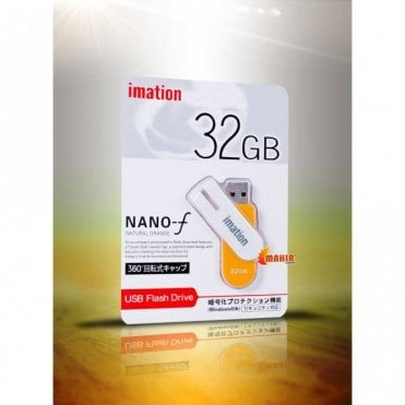 NANO-f 32GB USB Flash Drive
